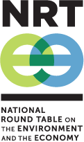 Logo - National Round Table on the Environment and the Economy