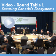 NRTEE 20th Anniversary Forum - Round Table 1 Video