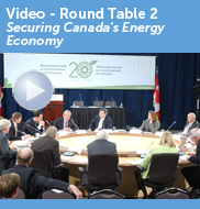 NRTEE 20th Anniversary Forum - Round Table 2 Video