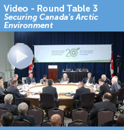 NRTEE 20th Anniversary Forum - Round Table 3 Video