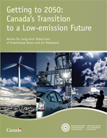 Getting to 2050: Canada's Transition to a Low-Emission Future