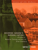 Securing Canada's Natural Capital: A Vision for Nature Conservation in the 21st Century