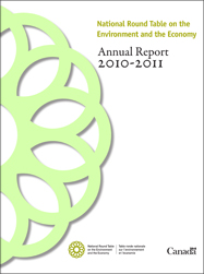 Report Cover - NRTEE Annual Report - 2010-2011