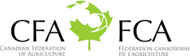 Logo - Canadian Federation of Agriculture
