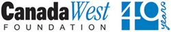 CanadaWest Foundation - logo