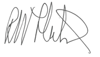 Robert Slater's signature