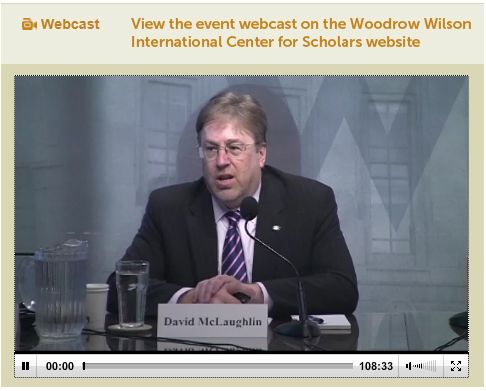 view the event webcast
