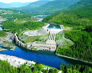 Kootenay Canal (photo credit: BC Hydro)